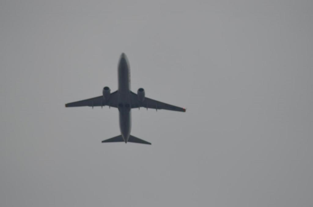 Boeing 737 linii Pegasus zmierzający do Turcji